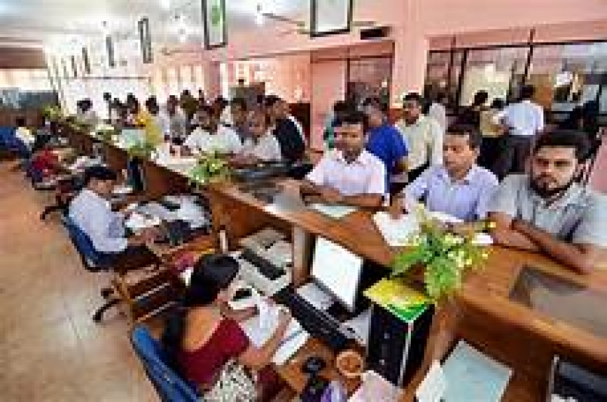 Driving license on computers from today at Werahera