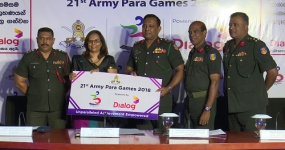 More than 700 Athletes to Show Colours in 'Army Para Games'