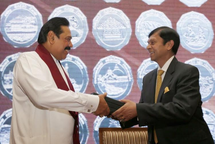 Central Bank issues a new series of Rs. 10 coins to portray 25 Administrative Districts of Sri Lanka