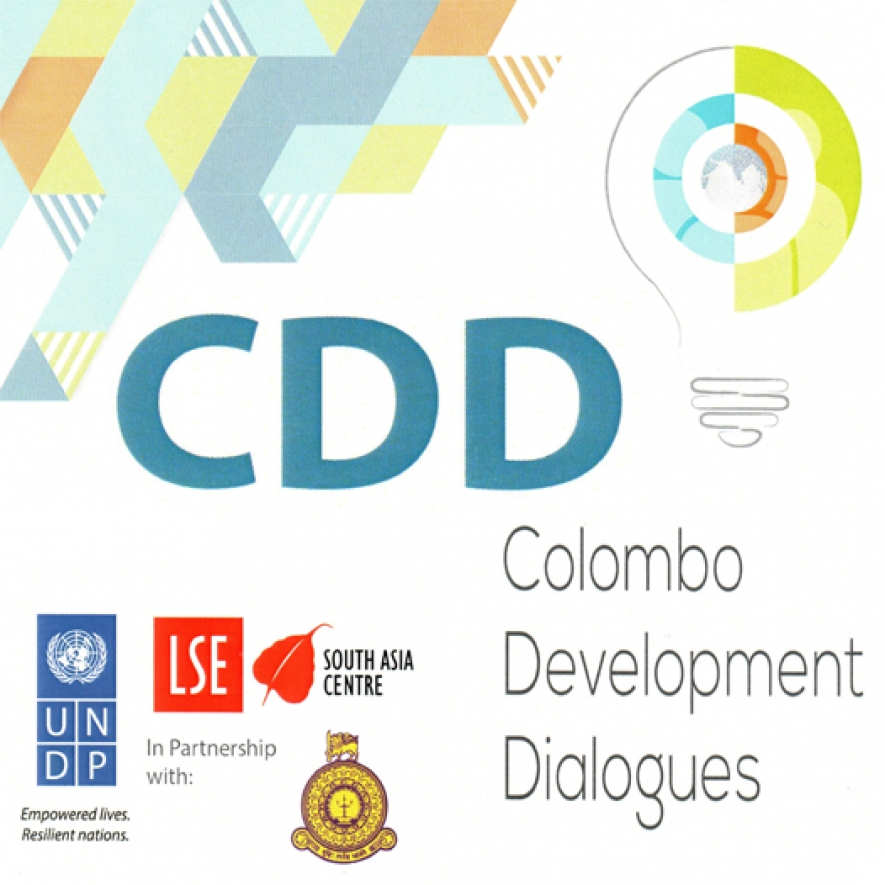 First of 'Colombo Development Dialogues' next month