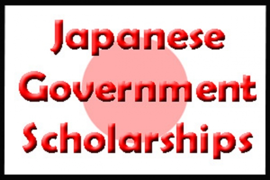 JAPANESE GOVERNMENT SCHOLARSHIP 2015
