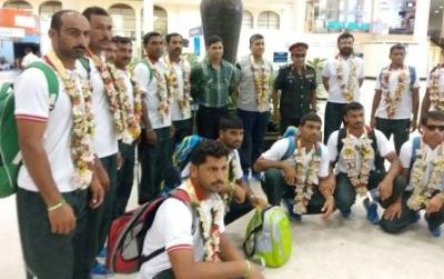 Pakistan Army Rugby Team in Sri Lanka