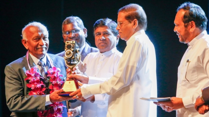 """Sri Lanka State Photography Ceremony 2018"" under President's Patronage"