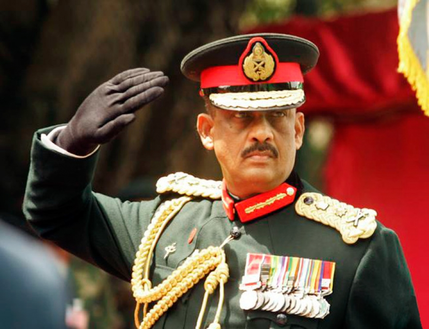 Sarath Fonseka to be bestowed with Field Marshal Title