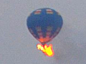Two dead, one missing after hot air balloon catches fire in Virginia