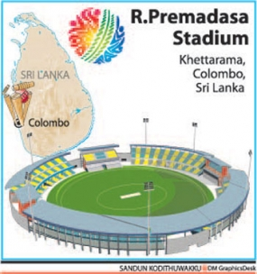 Premadasa Stadium to get indoor nets, swimming pool