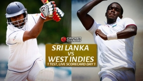 Sri Lanka elect to bat in first test