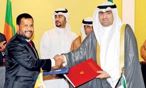 Sri Lanka-Kuwait talks focus on wide range of cooperation