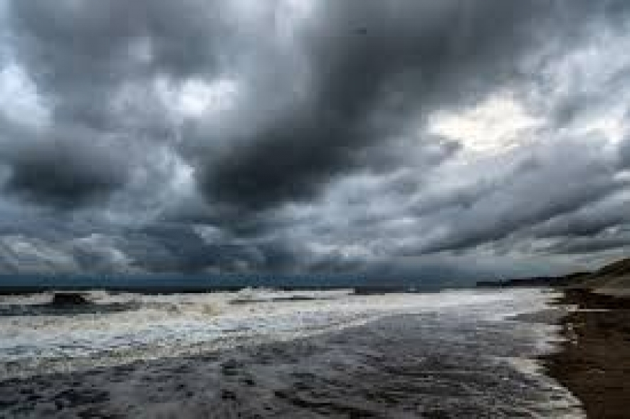 Sea Areas off the coast will be rough - Met Dept.