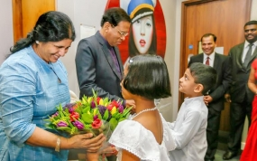 Sri Lanka President will attend Commonwealth Day  Observances today