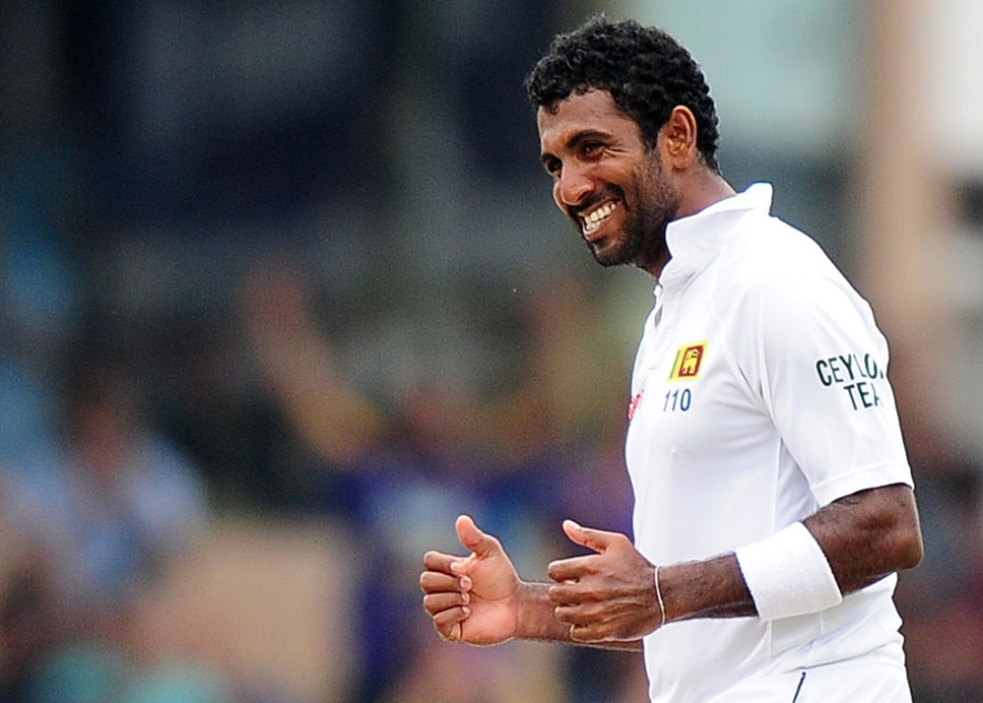 Dhammika Prasad Injured