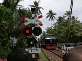 Bell and Light systems for 200 unprotected railway crossings