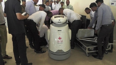 BIA Police unit to use robots in narcotic detection operations