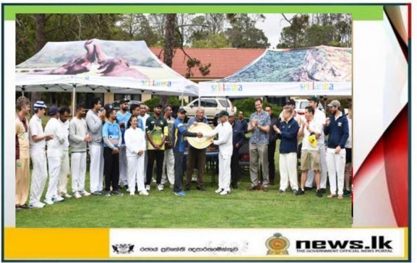Commonwealth Team wins Anton Muttukumaru Trophy 2021