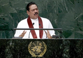 Sri Lanka wins backing of 22 countries against UN probe