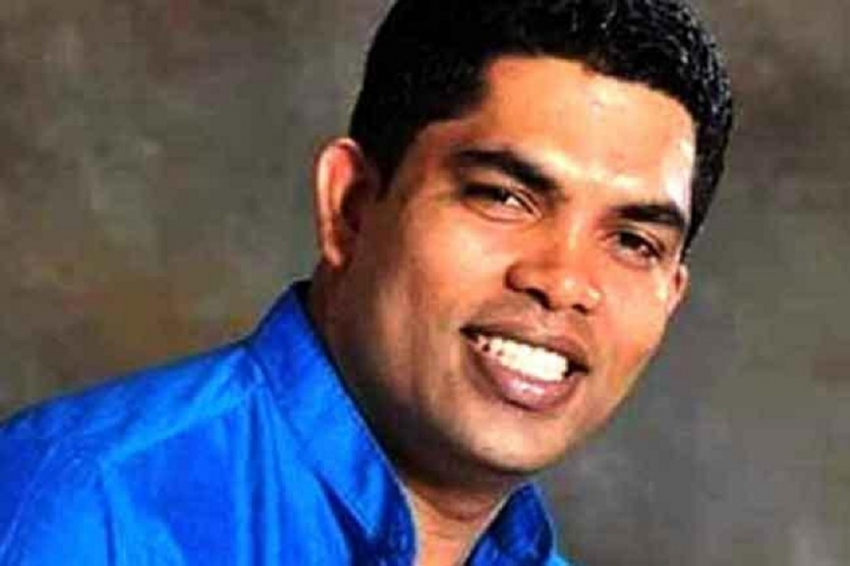 Shantha Bandara's name gazetted into vacant UPFA National List