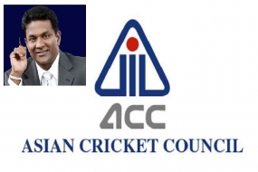 Thilanga assume duties as President of Asian Cricket Council