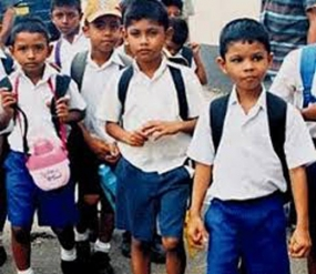 Schools reopen in Kandy