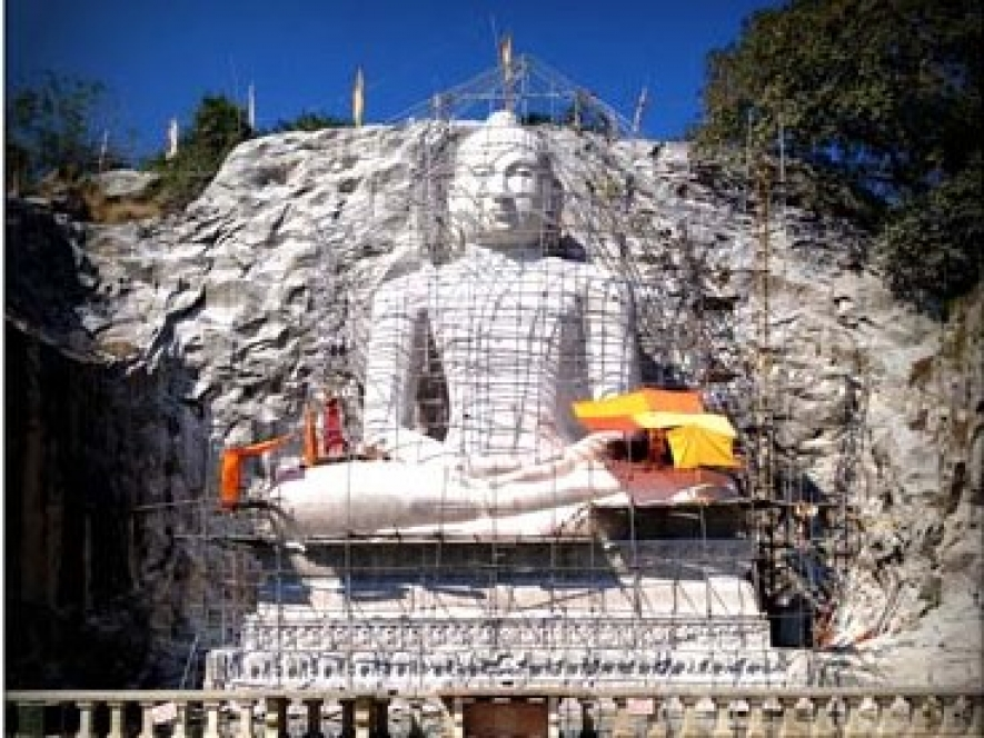 Rambadagalla Samadhi Buddha Statue  to be unveiled tomorrow