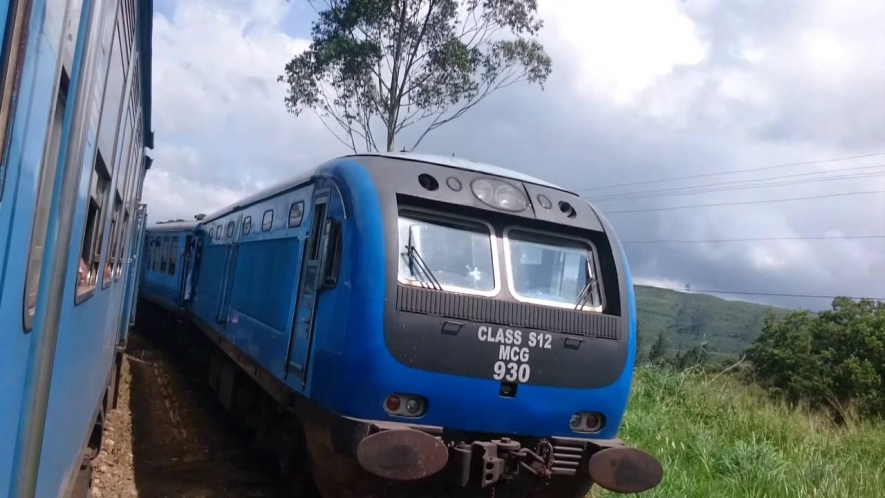 12 new locomotive engines for upcountry line
