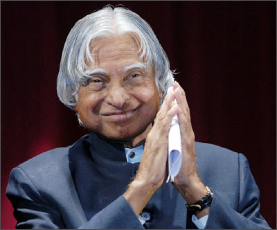 Former Indian President Dr.Kalam arrives in Sri Lanka today