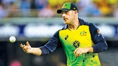 Finch confident of leading Australia in  T20clash with Lanka