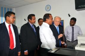IAEA extends support to Sri Lanka's development