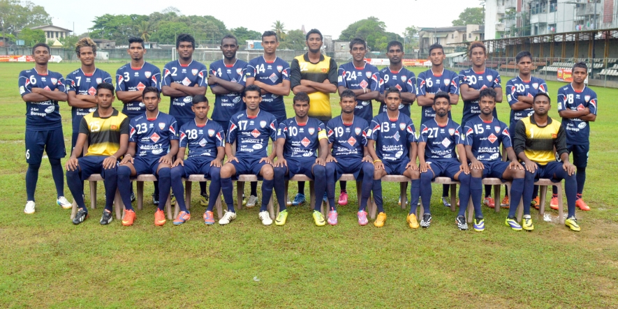 Sri Lanka National Football Team arrives to Dhaka today for 2 international matches