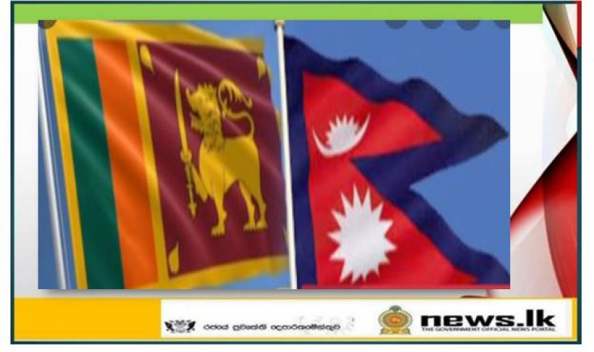 Sri Lanka and Nepal underline longstanding friendship and bilateral cooperation