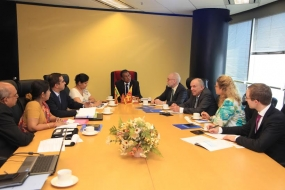 Finland  Interested in Sri Lanka's potential for Investment