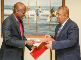 Sri Lanka establishes Diplomatic ties with Togo