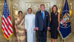 Us-Lanka bilateral relations nourished by commitment to democratic values and fundamental freedoms says President