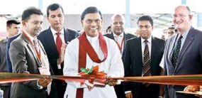 Largest Hospitality Exhibition commenced in Colombo