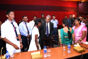CRD develops new Braille to Sinhala translation software