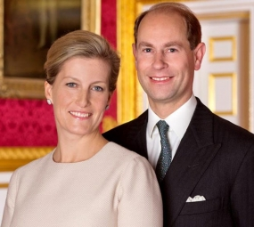 Prince Edward and Countess to visit Sri Lanka