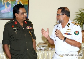 Bangladesh National Defence College Team Arrives in Sri Lanka