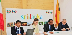 Expo Milano 2015: Global Endorsement for Sri Lanka