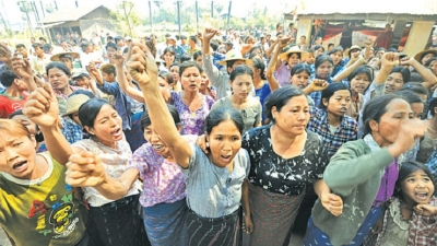 Dashed hopes for Myanmar's women