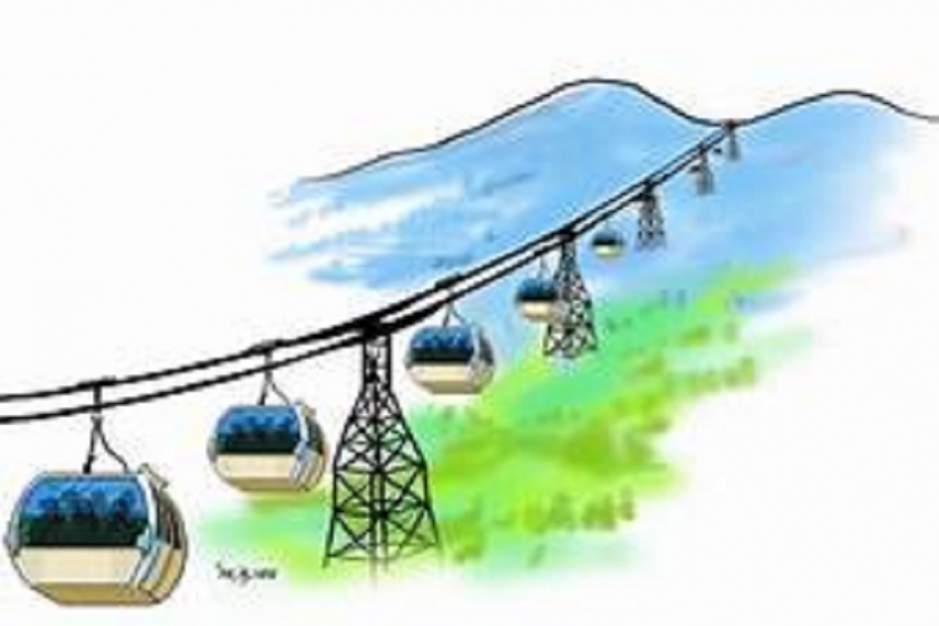 Sri Lanka's first cable car project:Investment of US$ 50 million