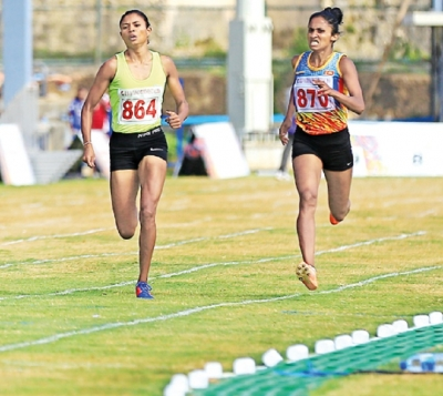 Lankan athletes aim high as games kick-off in Doha today