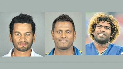 Dimuth, Mathews in line for World Cup captaincy