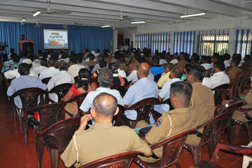 Awareness Programme on Prevention of Crimes and Child Abuse
