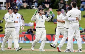 New Zealand beat Sri Lanka by 122 runs