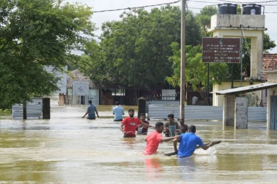 Over 75,000 people affected by floods
