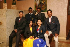 Achievers rewarded at SriLankan Airlines' Sports Council AGM