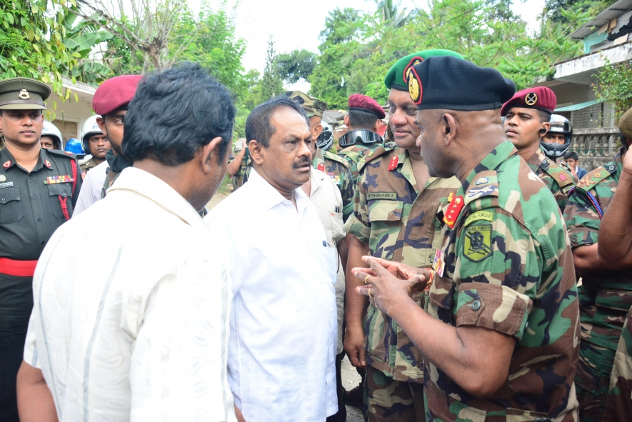 Army Troops will Ensure Safety to all Communities, Assures Army Commander