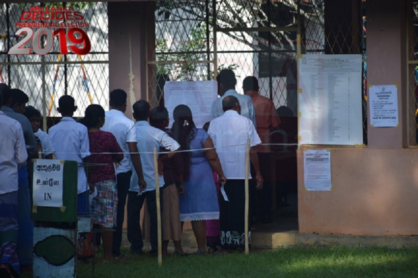 Presidential Election: Nearly 25% voter turnout at 10 a.m.