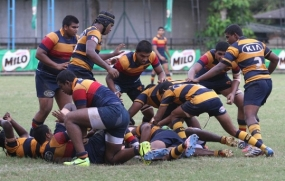 The elite showdown of Schools Rugby