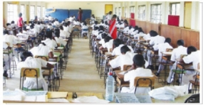 GCE (A/L) Exam commenced today at 2,120 centres