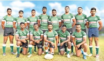 Tuskers leave for Asia Sevens Series China Leg